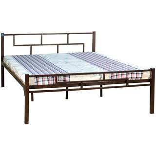 Delite Kom Aeron Metal Queen Size Bed
