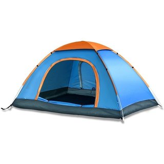 Buy PORTABLE DOME TENT FOR 6 PERSON CAMPING TENT OUTDOOR ...