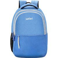 Safari Split Blue Casual Backpack