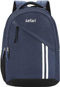 Safari Sport Navy Blue Casual Backpack Bag