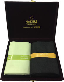 Raymond Makers Unstitched Fabric for Shirt & Trouser in Velvet Box