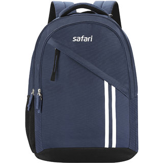 Buy Safari Sport Navy Blue Casual Backpack Bag Online   ₹1878 from ShopClues f42a28700b