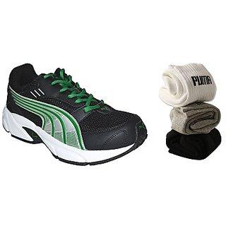 s best combo offer pluto green mens running