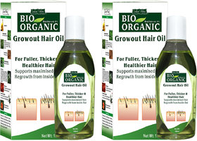 Indus Valley Hair Growth Hair Oil Pack Of 2 Each Pack 100 ML