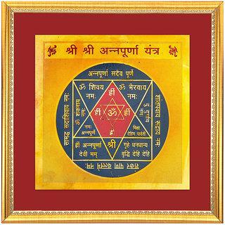 Sri Annapurna yantra