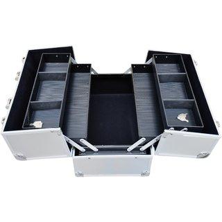 c9b5c4afb Buy Pride Desire to store cosmetics Vanity Box (Silver) Online - Get ...