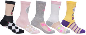 Bonjour Kid's Barbie full length Socks
