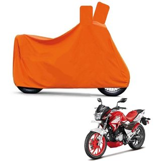 Blays Full Orange Two Wheeler Cover For Xtreme Sports