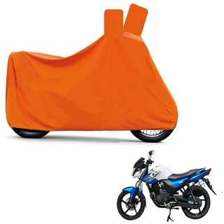 Blays Full Orange Two Wheeler Cover For SZ-RR