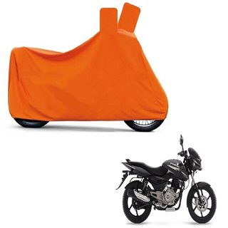 Blays Full Orange Two Wheeler Cover For Pulsar 150 DTS-I