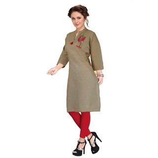 Anushree Trendz Cotton Kurti