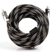 5M 1080P 3D HDMI Cable Male To Male HDMI 1.4 AV Cable For HDTV XBOX PS3