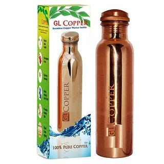 Coppar Bottle
