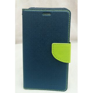 SU Premium Flip Cover Stand Case with Wallet ID and Card Slots, Magnetic lock for Vivo V7 Plus