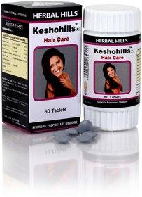 Herbal Hills Keshohills 60 Tablets
