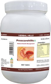 Herbal Hills Proscarehills  - Value Pack 900 Tablets