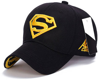 Superman Baseball  Sports Cap by Treemoda
