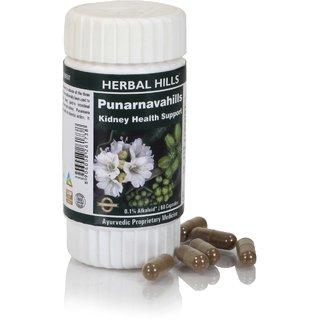 Herbal Hills Punarnavahills 60 Capsule