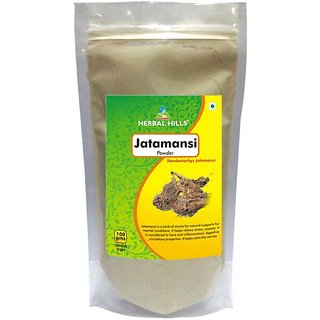 Herbal Hills Jatamansi Powder - 100 gms powder