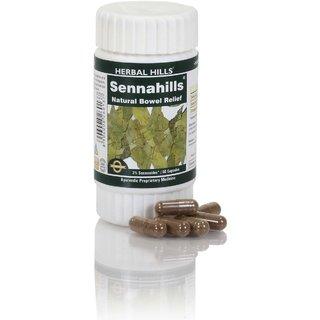 Herbal Hills Sennahills  - 60 Capsule