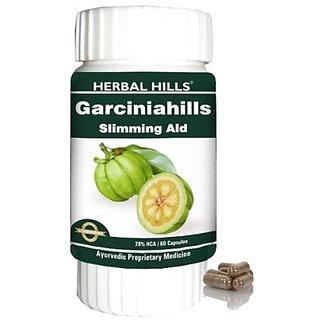 Herbal Hills Garciniahills 60 Capsule