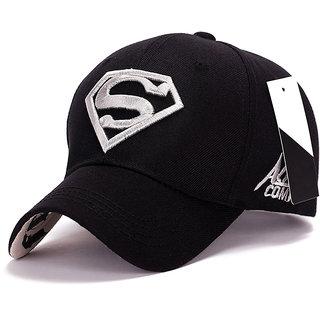 b34d1205c44 Buy Superman Baseball Sports Cap by Treemoda Online - Get 46% Off