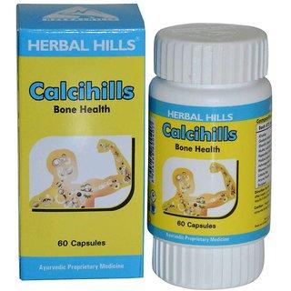 Herbal Hills Calcihills 60 Capsules