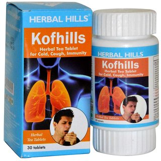 Herbal Hills Kofhills 30 Tablets