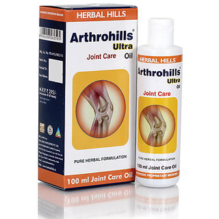 Herbal Hills Arthrohills Ultra Oil