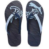 PUMA Men Blue Eagle DP Flip-Flops