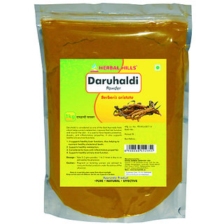 Herbal Hills Daru Haldi Powder - 1 kg powder