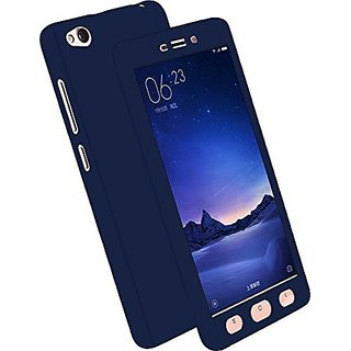 Buy VIVO Y51/Y51L 360 Degree Full Body Protection Front Back Case Cover (iPaky Style) with Tempered Glass by Dream2Cool for VIVO Y51/Y51L - BLUE Online ...