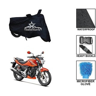 AutoStark Premium Quality Waterproof Scooty Body Cover With Heavy Buckle Lock  Storage Bag For Hero Xtreme Sports