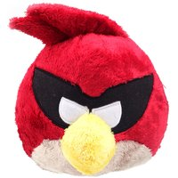 Angry Birds Super Red Bird Plush Toy - 10 Inches