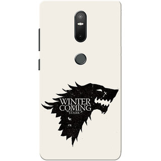 info for 6a1d1 6f8e5 Lenovo Phab 2 Plus Case, Phab2 Plus Case, Winter is coming Slim Fit Hard  Case Cover/Back Cover for Lenovo Phab 2 Plus