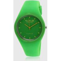 Wave London Green Color watch for Men  Women