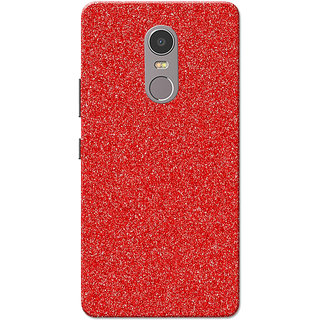 on sale 7fbca 6a660 Lenovo K6 Note Case, Sparkle Red Slim Fit Hard Case Cover/Back Cover for  Lenovo K6 Note
