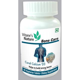 Vitane Bone Care With Coral Calcium And Vitamin D3