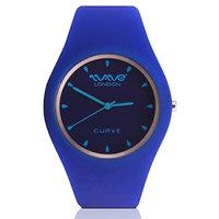 Wave London Blue Color watch for Men  Women