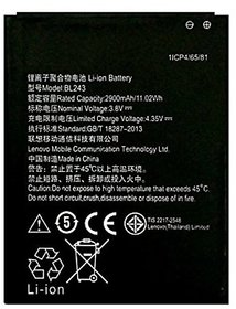 Lenovo A7000/K3 Note  BL-243 2900 mAh Battery