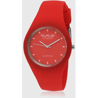 Wave London Red Color watch for Men  Women