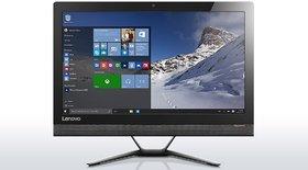 Lenovo Ideacentre AIO 300-23ISU F0BY00P1IN (Intel Core i3 6006U, 4GB DDR4, HDD 1TB 7200rpm, Wireless Keyboard Mouse, Dos, 23