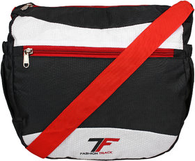 Fashion Track Casual Side D Sling Bag