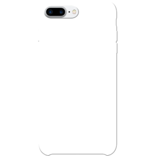 watch 83aac 65c80 iPhone 7 Plus Case, Plain White Slim Fit Hard Case Cover/Back Cover for  iPhone 7 Plus