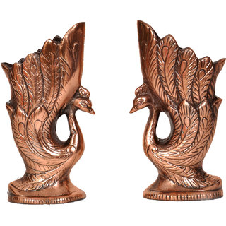 united peacock vase set of 2