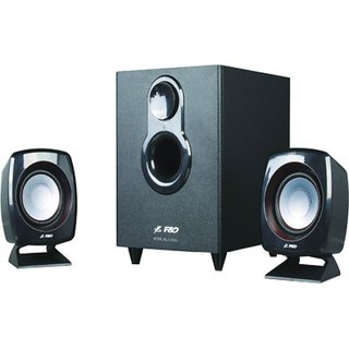 F&D F203G 2.1 Portable Speaker System