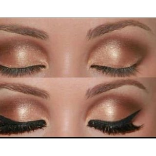 BLACK + Brown Colour Liquid Eyeliner