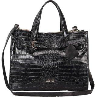 Lavie Cline Black Handbags(Hlcr809019A4)