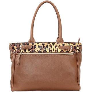 Lavie Congo Brown Handbags(Hlcs814033A4)