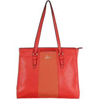 Lavie Blue Solid/Plain Shoulder Bags